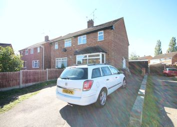 Thumbnail 3 bedroom semi-detached house for sale in Field End Close, Luton