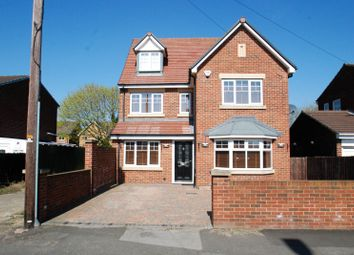 Thumbnail 5 bed detached house for sale in Harton Lane, South Shields