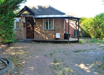 Thumbnail 1 bed detached house for sale in 2A Minterne Avenue, Southall, Middlesex