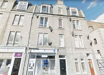 Thumbnail 1 bedroom flat for sale in 183, Victoria Road, Flat 2R, Torry Aberdeen AB119Ne