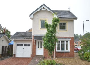 Thumbnail 3 bed detached house for sale in Donaldson Avenue, Alloa, Clackmannanshire
