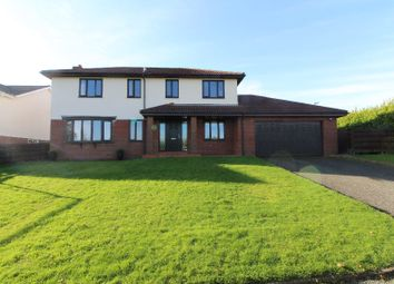 Thumbnail 4 bed detached house for sale in Manor Drive, Farmhill, Douglas, Douglas, Isle Of Man