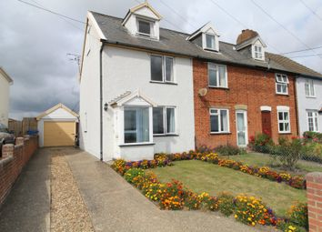 Thumbnail 2 bed end terrace house to rent in East View Terrace, Shotley Gate, Ipswich