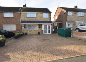 Thumbnail 3 bedroom semi-detached house for sale in Conway Crescent, Bletchley, Milton Keynes