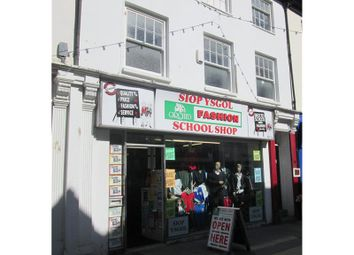 Thumbnail Retail premises for sale in 239, High Street, Bangor, Gwynedd, Wales