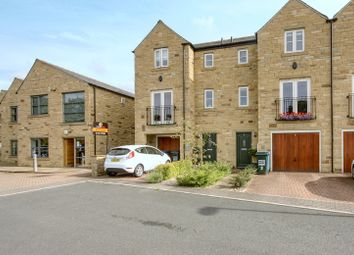 Thumbnail 4 bed town house for sale in Toller Court, Skipton