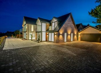 Thumbnail 4 bed detached house for sale in Green Lane, Hyde Lea, Stafford, Staffordshire