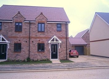 Thumbnail 2 bed semi-detached house to rent in Wentworth Drive, Priors Hall Park, Corby