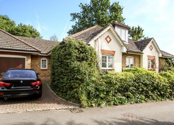 Thumbnail 3 bed detached house to rent in Old Oak Close, Cobham