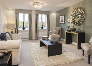 "Thumbnail 5 bed detached house for sale in ""Bucklebury"" at Hambridge Road, Newbury"