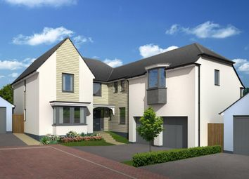 "Thumbnail 5 bed detached house for sale in ""Arbury"" at Church Close, Ogmore-By-Sea, Bridgend"
