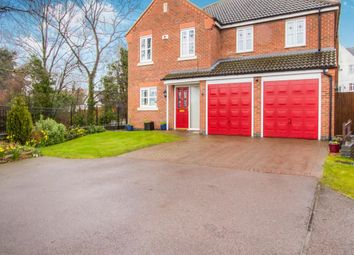 Thumbnail 5 bedroom detached house for sale in Newarke Point, Newarke Close, Leicester