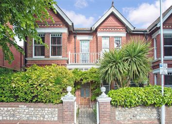 Thumbnail 4 bed semi-detached house for sale in Warwick Gardens, Worthing, West Sussex