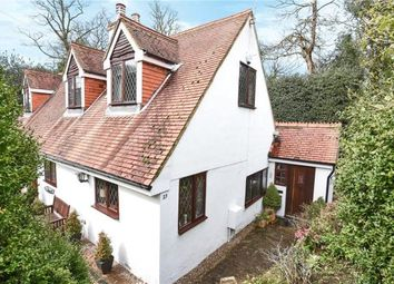 Thumbnail 4 bed detached house for sale in Oriental Road, Sunninghill, Berkshire