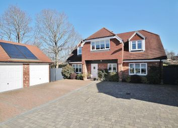 Thumbnail 4 bed detached house for sale in Priory Close, Storrington, Pulborough