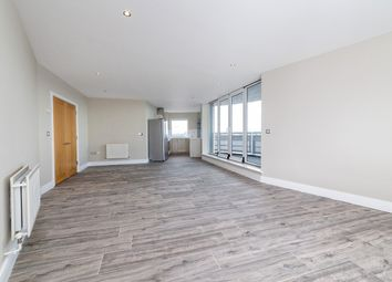 Thumbnail 3 bedroom flat to rent in Wards Wharf Approach, London