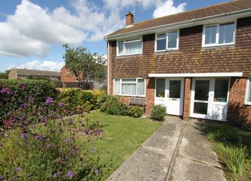 Thumbnail 3 bed end terrace house for sale in The Pallant, Goring By Sea