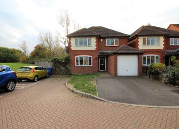 Thumbnail 4 bed detached house for sale in Medlar Drive, Brandon Groves, South Ockendon