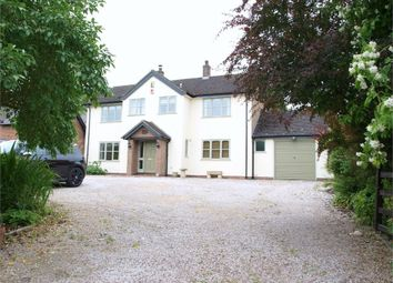 Thumbnail 4 bed detached house to rent in Longford, Ashbourne, Derbyshire
