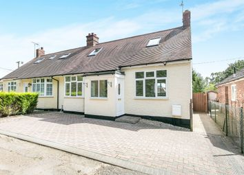 Thumbnail 3 bed bungalow for sale in Huxtables Lane, Fordham Heath, Colchester