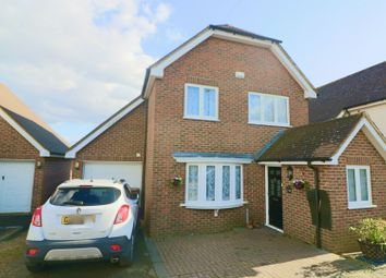 3 bed detached house for sale in Frindsbury Hill, Rochester ME2