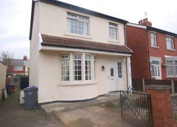 Thumbnail 3 bed detached house for sale in Beverley Grove, Blackpool