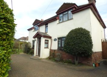 Thumbnail 4 bed cottage to rent in Manor Road, New Milton