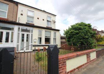 Thumbnail 3 bed end terrace house for sale in Guion Road, Liverpool