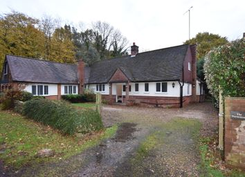 Thumbnail 4 bed detached bungalow for sale in Bucknalls Lane, Garston, Watford
