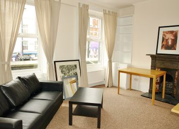 Thumbnail 3 bed flat to rent in Camden High Street, Camden Town