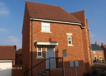 Thumbnail 3 bed semi-detached house to rent in Chantry Rise, Olney