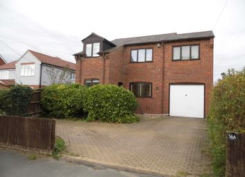 Thumbnail 4 bed detached house to rent in Aylesbury Road, Bierton