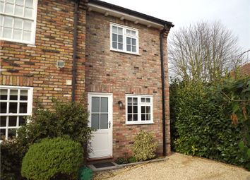 Thumbnail 1 bed link-detached house to rent in Station Road, Marlow, Buckinghamshire