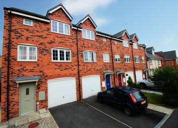 Thumbnail 4 bed town house for sale in Wesham Park Drive, Preston, Lancashire