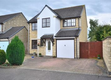 Thumbnail 4 bed detached house for sale in Thomas Stock Gardens, Abbeymead, Gloucester