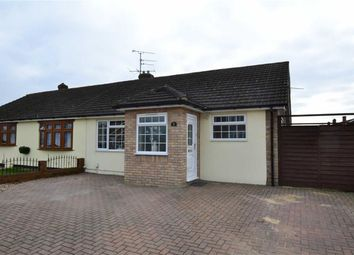 Thumbnail 2 bed semi-detached bungalow for sale in Lakewood Drive, Wigmore, Gillingham