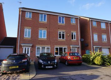 Thumbnail 5 bed semi-detached house for sale in Balata Way, Stretton, Burton-On-Trent