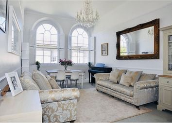 Thumbnail 2 bed flat for sale in Royal Herbert Pavilions, London