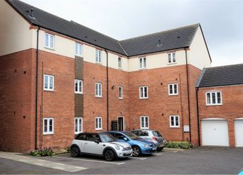 Thumbnail 1 bed flat for sale in Burtree Drive, Stoke-On-Trent
