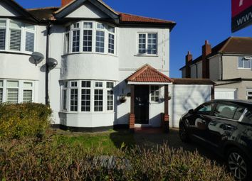 Thumbnail 3 bed semi-detached house to rent in Sidcup Road, Eltham