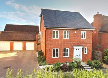 Thumbnail 5 bed detached house for sale in Chivers Road, Romsey
