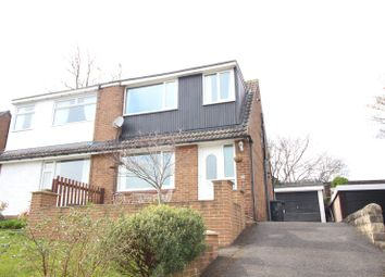 Thumbnail 3 bed semi-detached house for sale in Castlefields Crescent, Rastrick