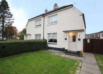 Thumbnail 2 bedroom semi-detached house for sale in Hart Street, Linwood, Paisley, Renfrewshire