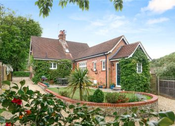 Thumbnail 3 bed detached house for sale in Hammer Lane, Haslemere, Surrey
