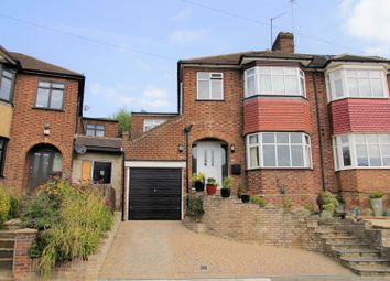 Thumbnail 3 bedroom semi-detached house for sale in Bosworth Road, Barnet