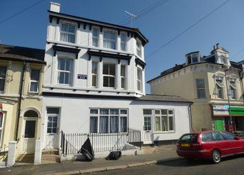 Thumbnail 3 bed flat for sale in Hughenden Road, Hastings