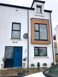 Thumbnail 3 bed town house for sale in Tullyardan Square, Culmore, Derry