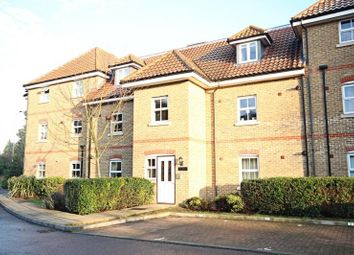 Thumbnail 2 bedroom flat to rent in Willow Court, Sawbridgeworth, Herts