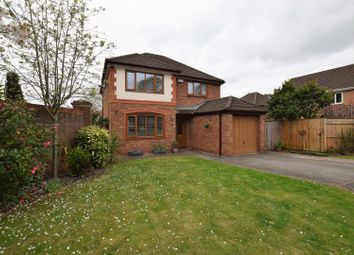 Thumbnail 4 bed detached house for sale in Stiperstones Close, Ledsham Park