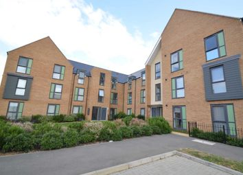 Thumbnail 2 bed flat for sale in Bow Road, Brooklands, Milton Keynes